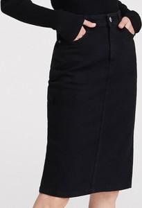 Spódnica Reserved w stylu casual z jeansu