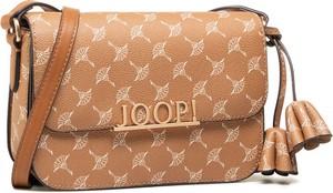 Brązowa torebka Joop! średnia na ramię