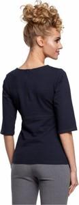 Bluzka MOE z dresówki