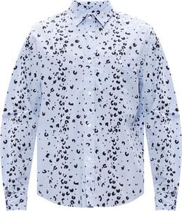 Koszula Kenzo z kołnierzykiem button down