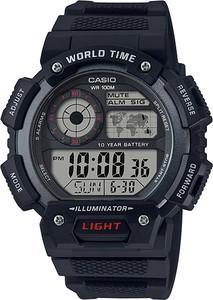 Zegarek męski casio ae-1400wh-1avef - 10bar