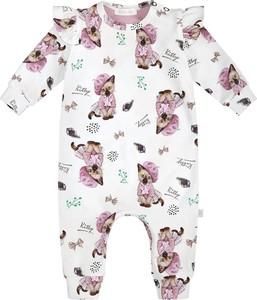 Ewa Collection Pajac niemowlęcy KICIA NewYorkStyle