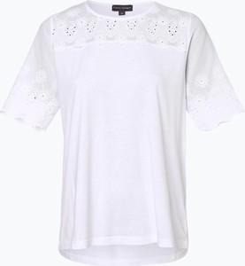 T-shirt Franco Callegari z okrągłym dekoltem