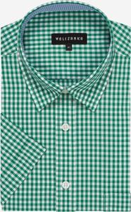 af2c3e5f5 wólczanka koszule męskie krótki rękaw - stylowo i modnie z Allani