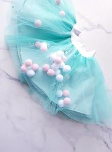 Spódniczka dziewczęca e-lily.pl z tkaniny