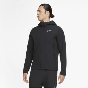 Czarna kurtka Nike z tkaniny