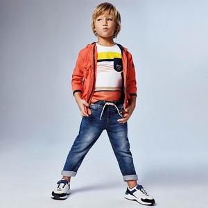 Jeansy dziecięce Mayoral dla chłopców