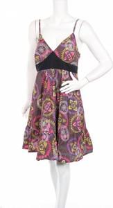 Sukienka John Baner z dekoltem w kształcie litery v mini