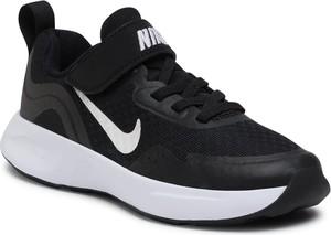 Buty sportowe dziecięce Nike sznurowane dla chłopców