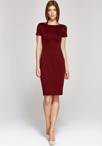 Czerwona sukienka Colett