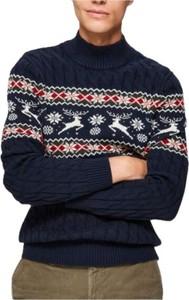 Sweter Selected Homme w młodzieżowym stylu