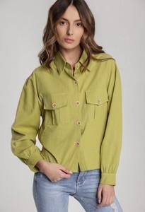 Koszula Renee w stylu casual z długim rękawem