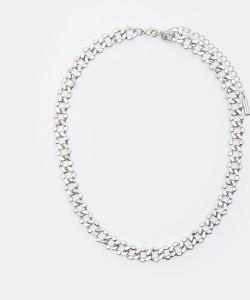 Mohito - Naszyjnik łańcuch - Srebrny