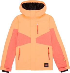 Pomarańczowa kurtka dziecięca O'Neill