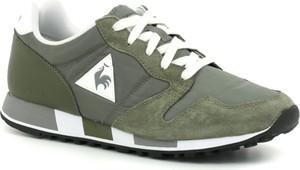 Zielone buty sportowe Le Coq Sportif