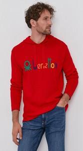 Sweter United Colors Of Benetton w młodzieżowym stylu