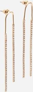 Reserved - Długie kolczyki - Złoty