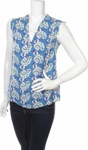 Niebieska bluzka Colett