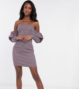 Granatowa sukienka Missguided Tall mini