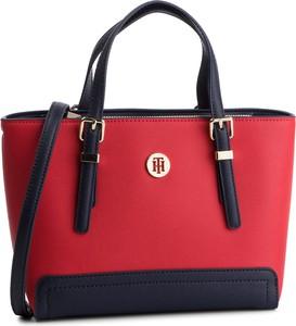 3fbb556cdaa87 Czerwone torebki i torby Tommy Hilfiger
