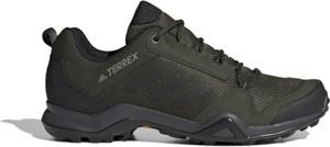 Buty trekkingowe Adidas w street stylu