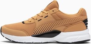 Brązowe buty sportowe Puma