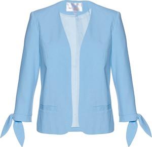 Niebieska marynarka bonprix bpc selection