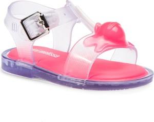 Buty dziecięce letnie Melissa z klamrami