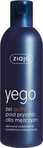 Ziaja Yego Activ Żel pod prysznic dla mężczyzn 300ml