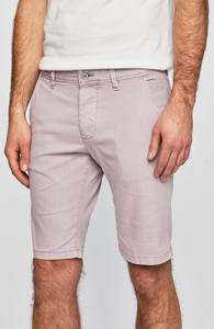 Fioletowe spodenki Pepe Jeans