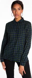 Koszula Gate w stylu casual z kołnierzykiem z bawełny