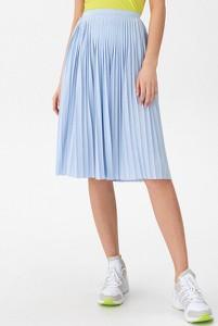 Niebieska spódnica House w stylu casual midi