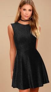 36e8327ab1 Sukienka Mała Czarna Stylowo I Modnie Z Allani