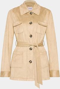 Płaszcz ORSAY z weluru w stylu casual