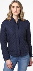 Niebieska kurtka Vg krótka w stylu casual