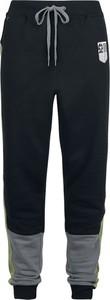 Spodnie sportowe Emp z bawełny w sportowym stylu