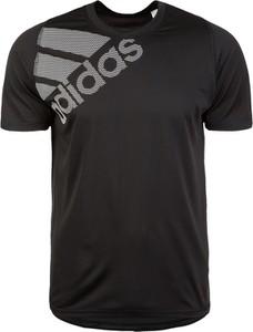 Czarny t-shirt Adidas Performance