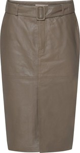 Brązowa spódnica Custommade midi
