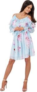 Sukienka Lemoniade z jedwabiu