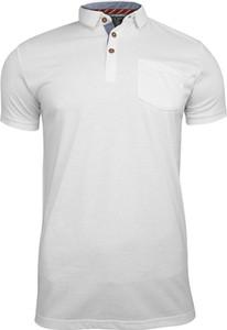 Koszulka polo Brave Soul z krótkim rękawem