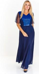e9566524d9 sukienki wieczorowe 46 48 - stylowo i modnie z Allani
