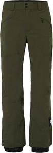 Zielone spodnie sportowe O'Neill