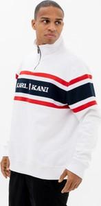 Bluza Karl Kani z bawełny