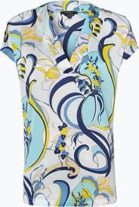 Bluzka Esprit z dekoltem w kształcie litery v w młodzieżowym stylu