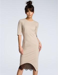 Sukienka Be z bawełny midi