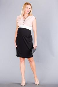 beec6c77 suknie ciążowe gwiazd - stylowo i modnie z Allani
