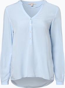 Błękitna bluzka Esprit Casual