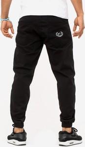 Czarne spodnie Moro Sport