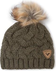 Brązowa czapka ROSSIGNOL