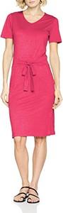 Różowa sukienka amazon.de
